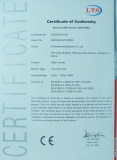 Water ionizer CE Certifacate 2