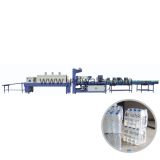 Auto Sealing Shrinking Package Machine