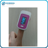 Fingertip pulse oximeter with PI
