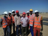 our steel structure engineer technical guide Ethiopia hangar construction
