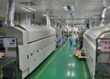 SMT factory and machines