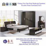 Vietnam Five Star Hotel Bedroom Furniture Wooden Home Furniture