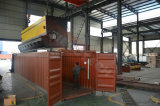 OPEN TOP CONTAINER SHIPMENT