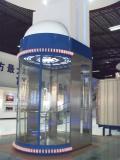 Sample Panoramic Elevator in showroom