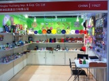 2014.10-China Sourcing Fair: Gifts & Premiums in Hongkong