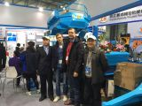 Shanghai Bauma Exhibition meeting cutomers