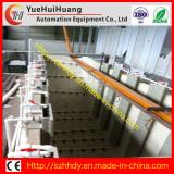 Electrophoresis production line