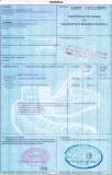 Original Certificate