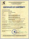 CE Certificate of mesh welding machine