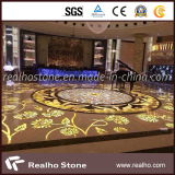 Onyx Marble Composited Tile Lobby Projects for Clubs
