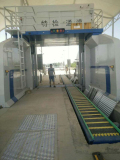 Our X-Ray Machine for vehicle and passenger car installed in XinJiang