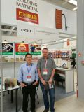 QiBing attened the fair in Poland June 2017