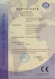 product CE certificate