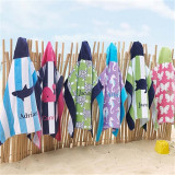 kid′s beach poncho