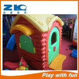children playground plastic house for children