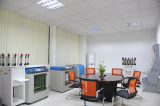 Paint Tinting Equipment Show Room