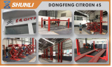 Dongfeng Citroen Service stations 4S Shop Two post lift