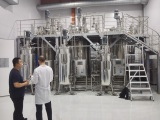 300L500L3000L5000L stainless steel fermenters in Russia