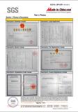 SGS Certificate 7-9