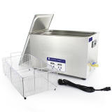 China manufacturer Skymen digital ultrasonic cleaner for jewelry small parts