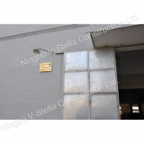 Workshop- Company door