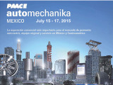 AUTOMECHANIKA MEXICO 2015 (July 15~17, Booth No.2213)