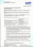LGA Certificats