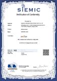 FCC Verification of Conformity of ENB /MNB series