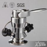 Stainless Steel Aspetic Sample Valves