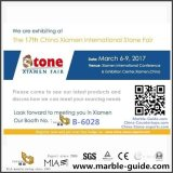 China Xiamen International Stone Fair March 6-9,2017, YEYANG Booth No.:B-6028
