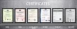 Halton Wood Certifications