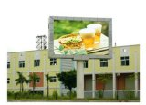 P6 outdoor full color LED display
