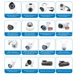 2MP IP Camera& 4MP WIFI Camera
