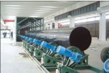 FBE COATING PIPE LINE