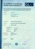 Life Raft EC Certificate
