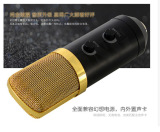 Computer Special Microphone Cable Capacitance Reverberation Microphone