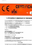 CE certificate of spherical bearings