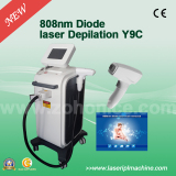 Y9C CE certification germany bar 808nm diode laser deplication device