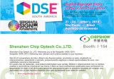 Chipshow Will Be Present at SERIGRAFIA SIGN 2015 & DSE SOUTH AMERICA