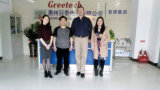 US Customer (Cree Light) Visit Greetech Electronics