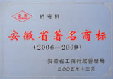 Anhui Well-Known Trademark