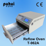 T-962A reflow oven, infrared ic heater, wave soldering machine,soldering smd