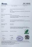 Solder paste printing ROHS Certificates