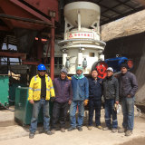Low carbon environmental protection type cone crusher is the mainstream of the market