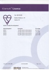 EN3 Certificate