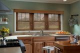 Wooden Blinds Show In Trade Show