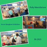 Hunan Pully Heavy Industries Co., Ltd. in India Exhibition Booth