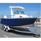 6.25 Center Console Aluminum Fishing Yacht