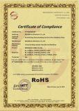 ROHS Certificate for HDMI To VGA Converter