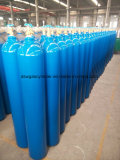 ISO9809-3 gas cylinder with QF-2C valve